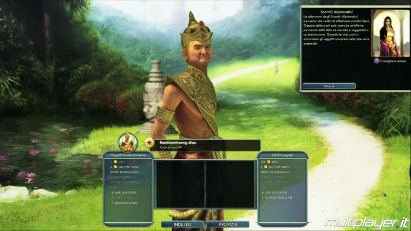 Civilization V disponibile per MAC