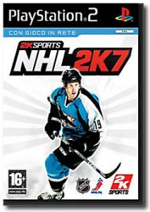 NHL 2K7 per PlayStation 2