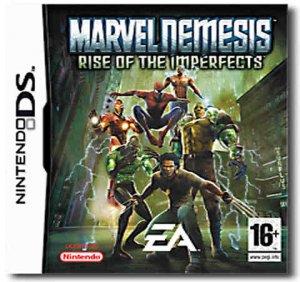 Marvel Nemesis: L'Ascesa degli Esseri Imperfetti per Nintendo DS