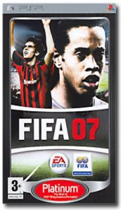 FIFA 07 per PlayStation Portable