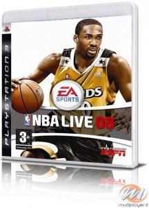 NBA Live 08 per PlayStation 3