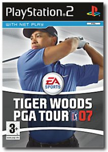 Tiger Woods PGA Tour 07 per PlayStation 2