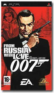 James Bond 007: From Russia With Love per PlayStation Portable