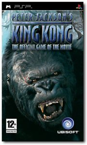 Peter Jackson's King Kong: The Official Game of the Movie per PlayStation Portable