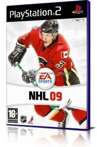 NHL 09 per PlayStation 2