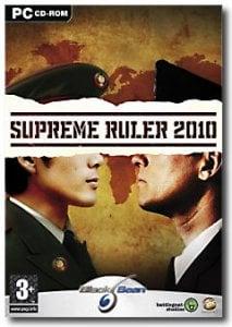 Supreme Ruler 2010 per PC Windows