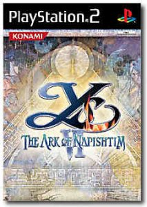 Ys VI: The Ark of Napishtim per PlayStation 2
