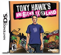 Tony Hawk's American Sk8land per Nintendo DS