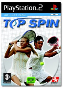 Top Spin per PlayStation 2