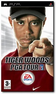 Tiger Woods PGA Tour 2005 per PlayStation Portable
