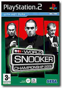 World Championship Snooker 2005 per PlayStation 2