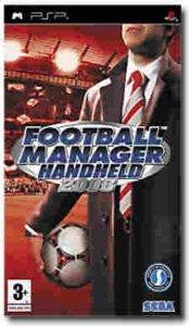 Football Manager Handheld 2008 per PlayStation Portable