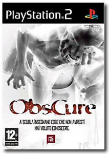 Obscure per PlayStation 2
