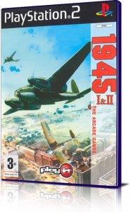 1945 I&II: The Arcade Games per PlayStation 2