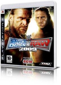 WWE Smackdown! vs Raw 2009 per PlayStation 3