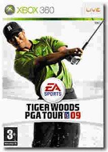 Tiger Woods PGA Tour 09 per Xbox 360