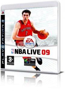 NBA Live 09 per PlayStation 3