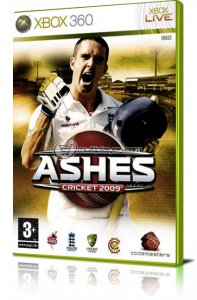 Ashes Cricket 2009 per Xbox 360