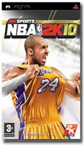 NBA 2K10 per PlayStation Portable