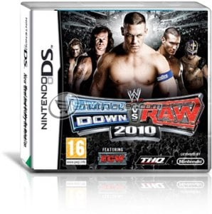 WWE SmackDown! vs RAW 2010 per Nintendo DS