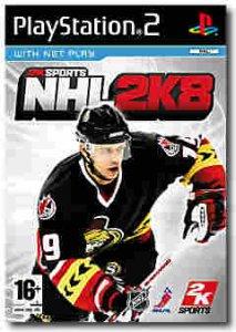 NHL 2K8 per PlayStation 2