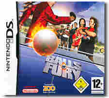 Balls of Fury per Nintendo DS