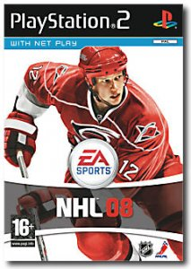NHL 08 per PlayStation 2