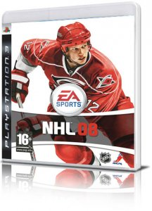 NHL 08 per PlayStation 3