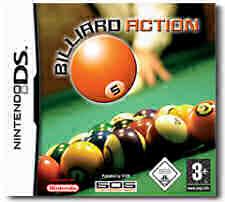 Billiard Action per Nintendo DS