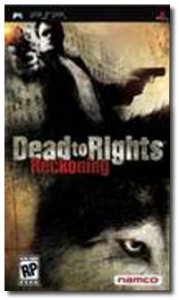 Dead to Rights: Reckoning per PlayStation Portable