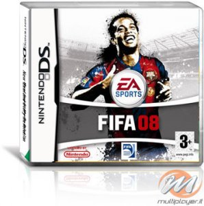 FIFA 08 per Nintendo DS