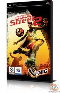 FIFA Street 2 per PlayStation Portable