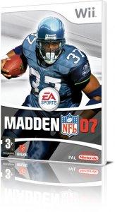 Madden NFL 07 per Nintendo Wii