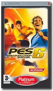 Pro Evolution Soccer 6 (World Soccer Winning Eleven 10) per PlayStation Portable