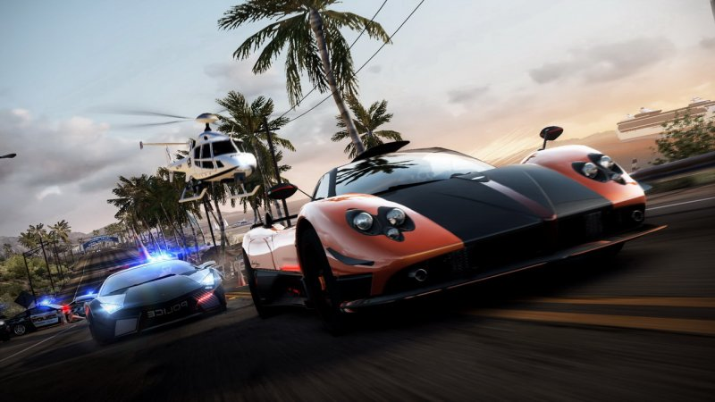 Niente DLC per Hot Pursuit in versione PC