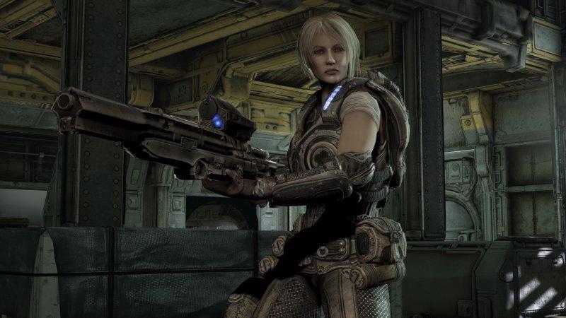 Epic ha eliminato i collegamenti contenutistici tra Bulletstorm e Gears 3