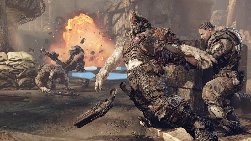 Gears of War 3: la beta ad aprile