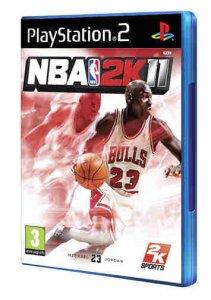 NBA 2K11 per PlayStation 2