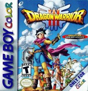 Dragon Warrior III per Game Boy Color