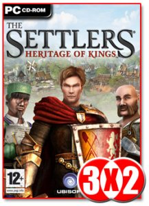 The Settlers: L'Eredità dei Re (The Settlers: Heritage of Kings) per PC Windows