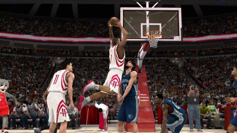Il basket in salotto