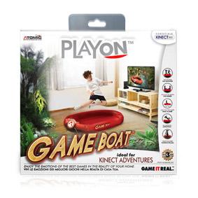 """Atomic presenta il """"gommone"""" per Kinect"""