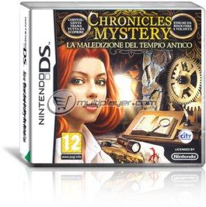 Chronicles of Mystery: La Maledizione del Tempio per Nintendo DS