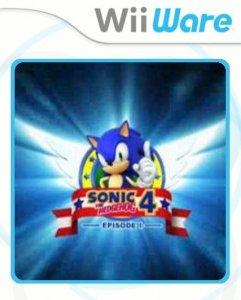 Sonic the Hedgehog 4: Episode I per Nintendo Wii