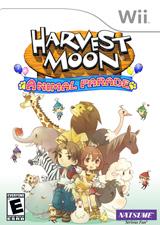 Harvest Moon: Animal Parade per Nintendo Wii