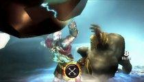 God of War: Il Fantasma di Sparta - Trailer del gameplay