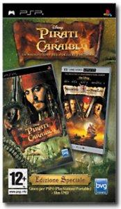 Pirati dei Caraibi: La Maledizione del Forziere Fantasma per PlayStation Portable