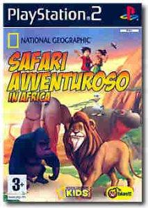 National Geographic: Safari Avventuroso in Africa per PlayStation 2