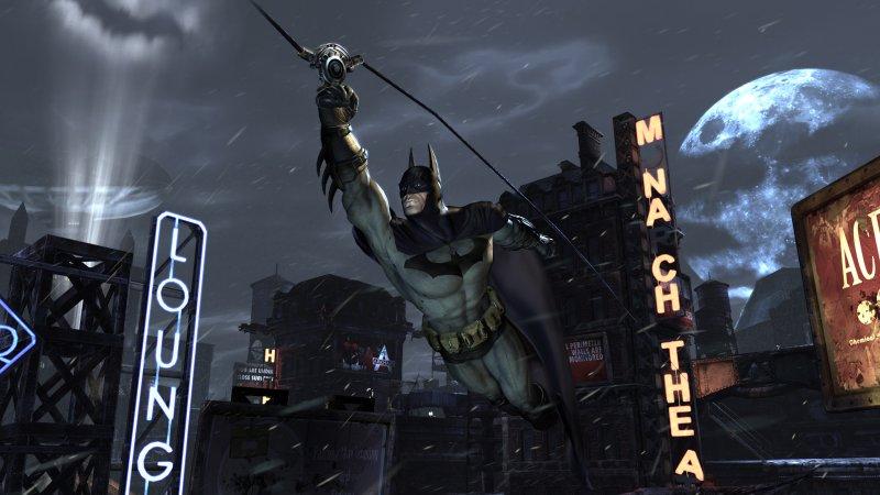 Nuove immagini per Batman: Arkham City