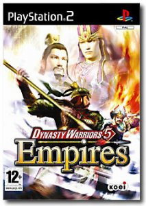 Dynasty Warriors 5: Empires per PlayStation 2